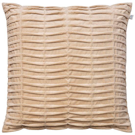 Chhatwal & Jonsson Rishi Cushion Cover 50x50 cm, Beige