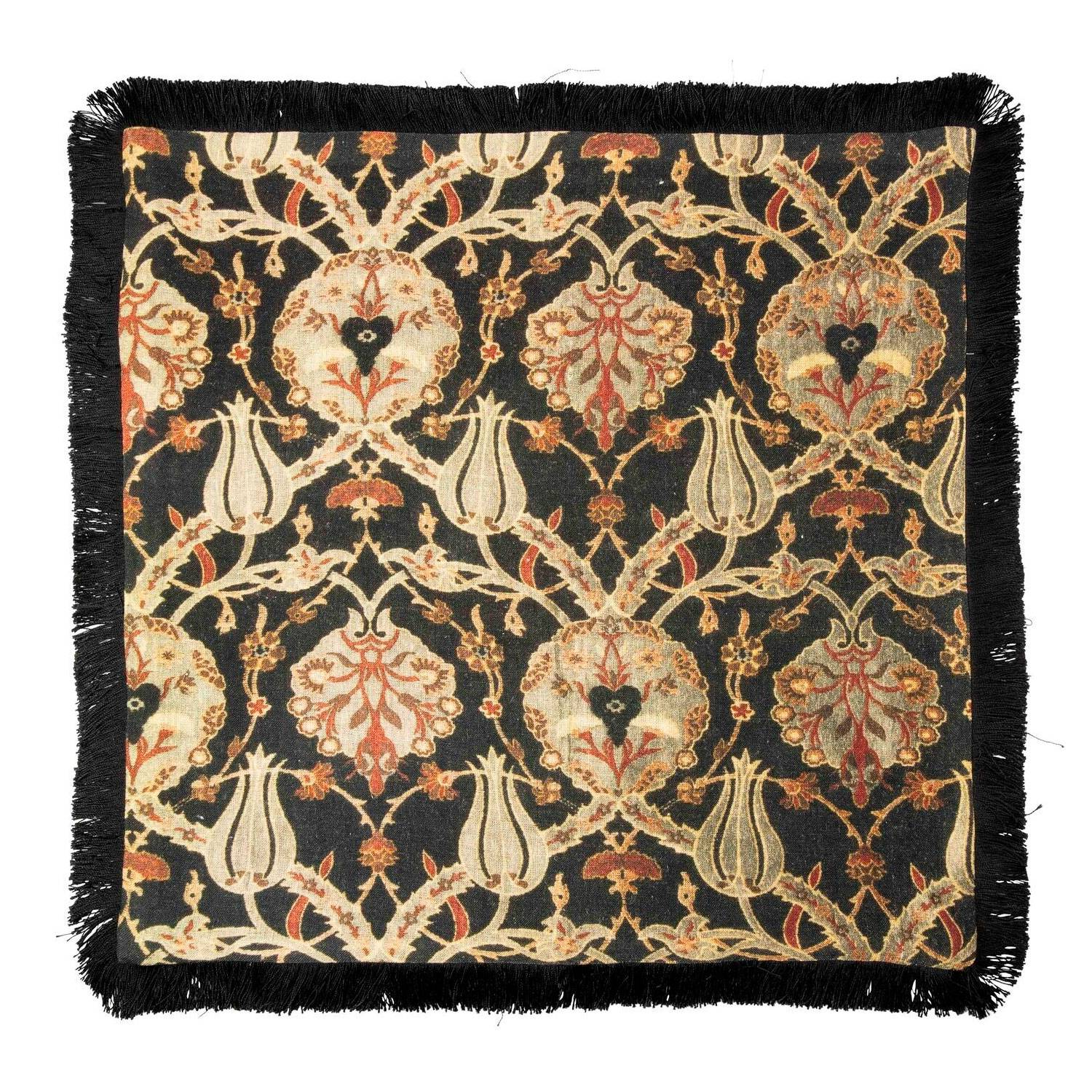 Day Home Day Pomagranate Cushion Cover, Henna