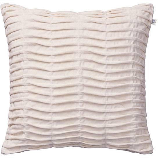 Chhatwal & Jonsson Rishi Cushion Cover 50x50 cm, Ivory