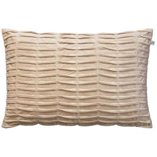 Chhatwal & Jonsson Rishi Cushion Cover 40x60 cm, Beige