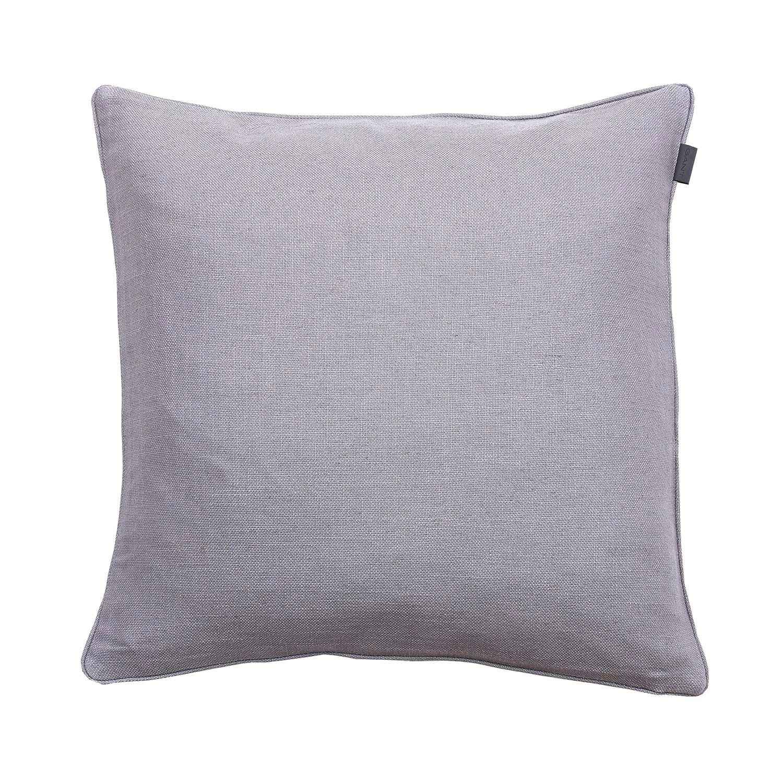 Gant Home Solid Cushion 50x50 cm, Grey