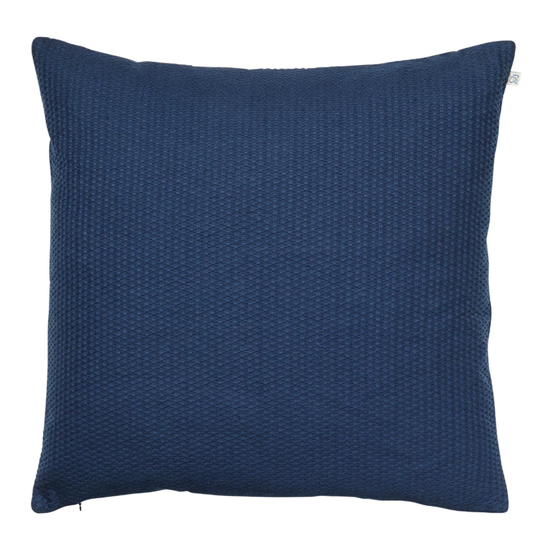 Chhatwal & Jonsson Knitted Arun Tyynynpäällinen 60x60cm, Sininen