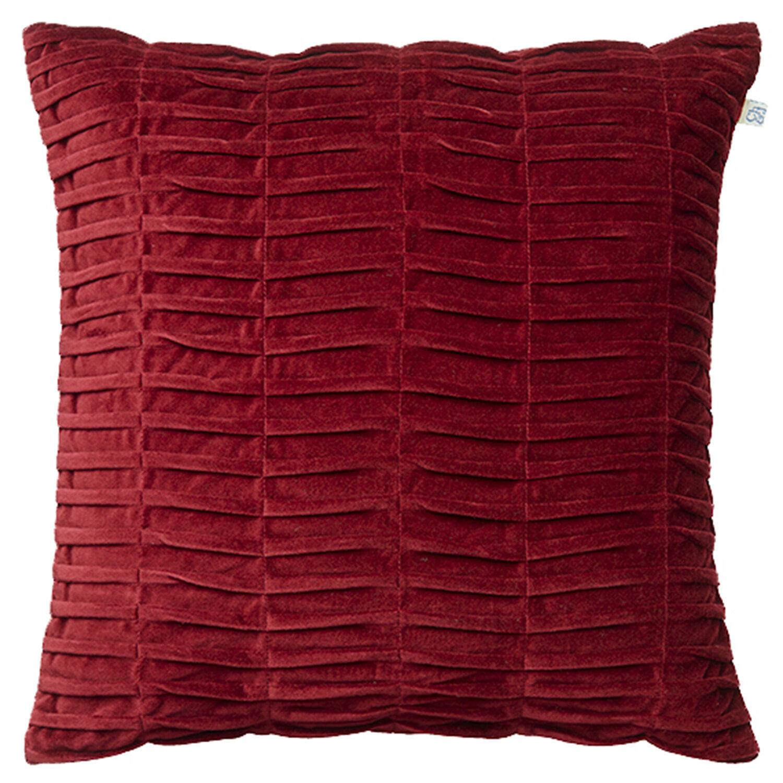 Chhatwal & Jonsson Rishi Cushion Cover, Ruby