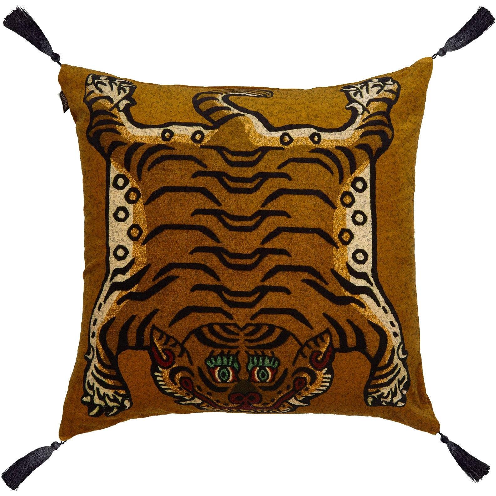 House of Hackney Saber Cushion Large, Gold