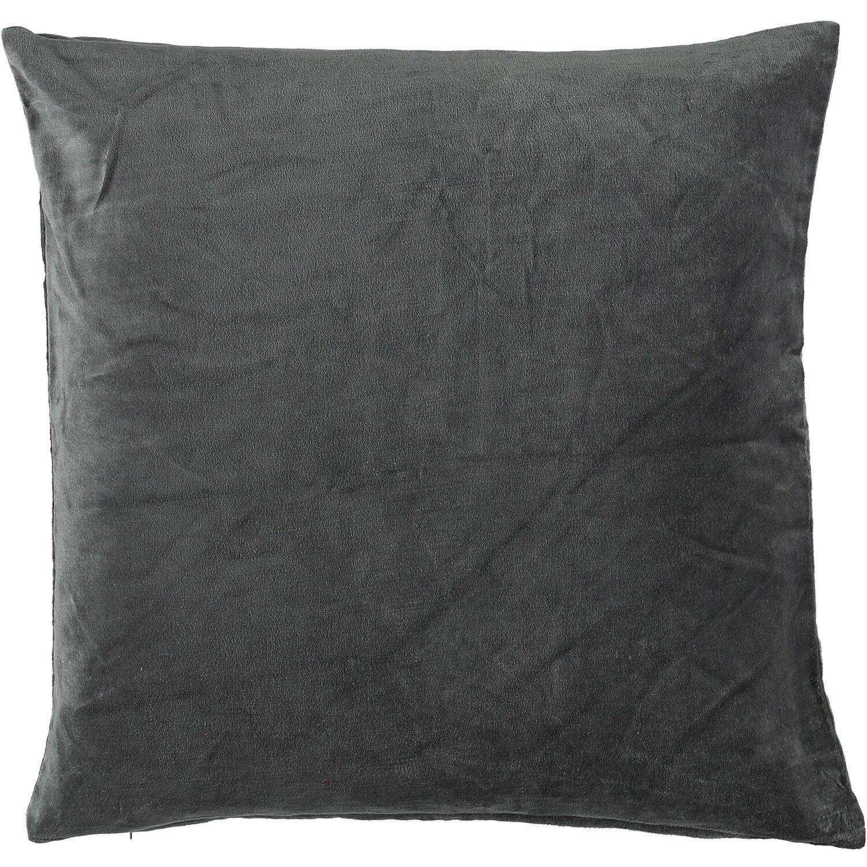 Gripsholm Ava Tyynynpäällinen, 50x50cm, Antratiitti