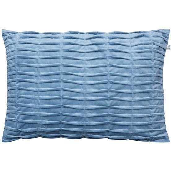 Chhatwal & Jonsson Rishi Cushion Cover 40x60 cm, Heaven Blue