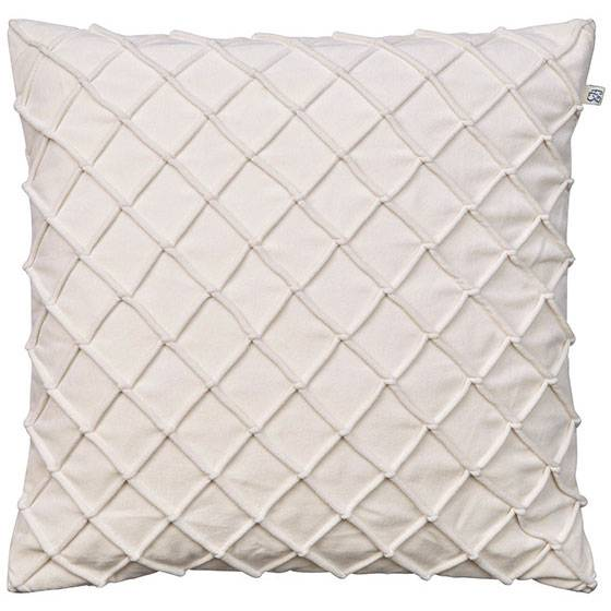 Chhatwal & Jonsson Deva Cushion Cover 50x50 cm, Ivory
