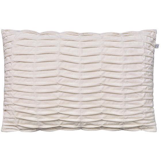 Chhatwal & Jonsson Rishi Cushion Cover 40x60 cm, Ivory