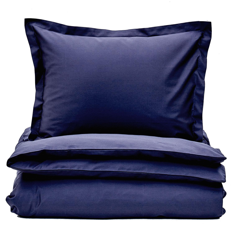 Gant Home Sateen Duvet Cover 210x150cm, Sateen Blue