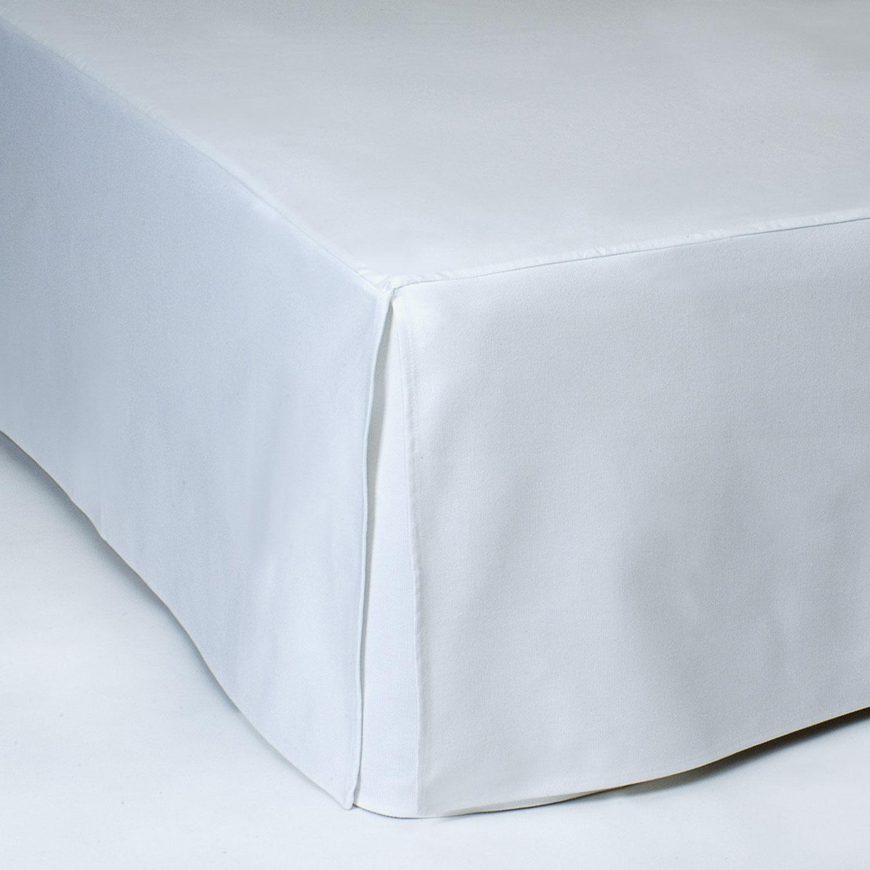 Mille Notti Napoli Helmalakana 90x220x42cm, Hvit