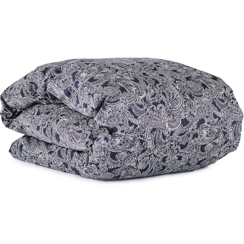 Mille Notti Oriental Duvet Cover 220x220 cm, Dark Grey