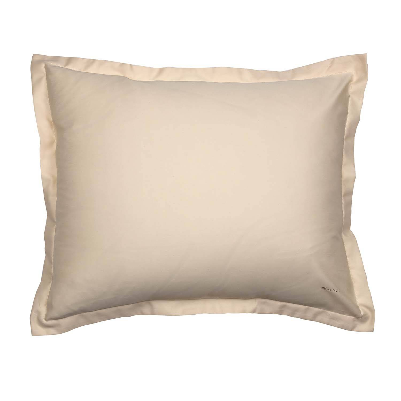 Gant Home Sateen Pillowcase 50x60 cm, Tender Peach
