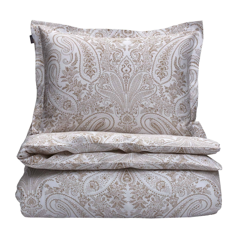 Gant Home Key Bed Set 220x220 cm, Dry Sand