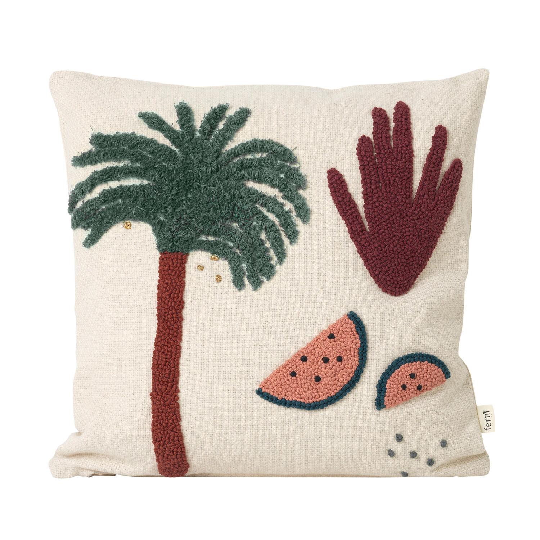 Ferm Living KIDS Fruiticana Palm Tyyny 40x40cm