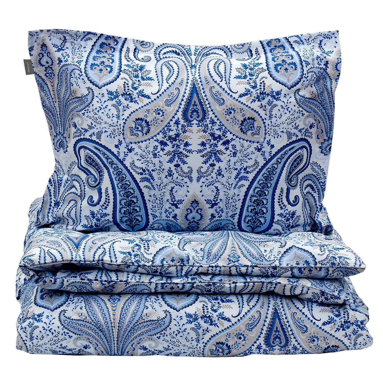 Gant Home Key West Paisley Pussilakana 150x210, Capri Blue