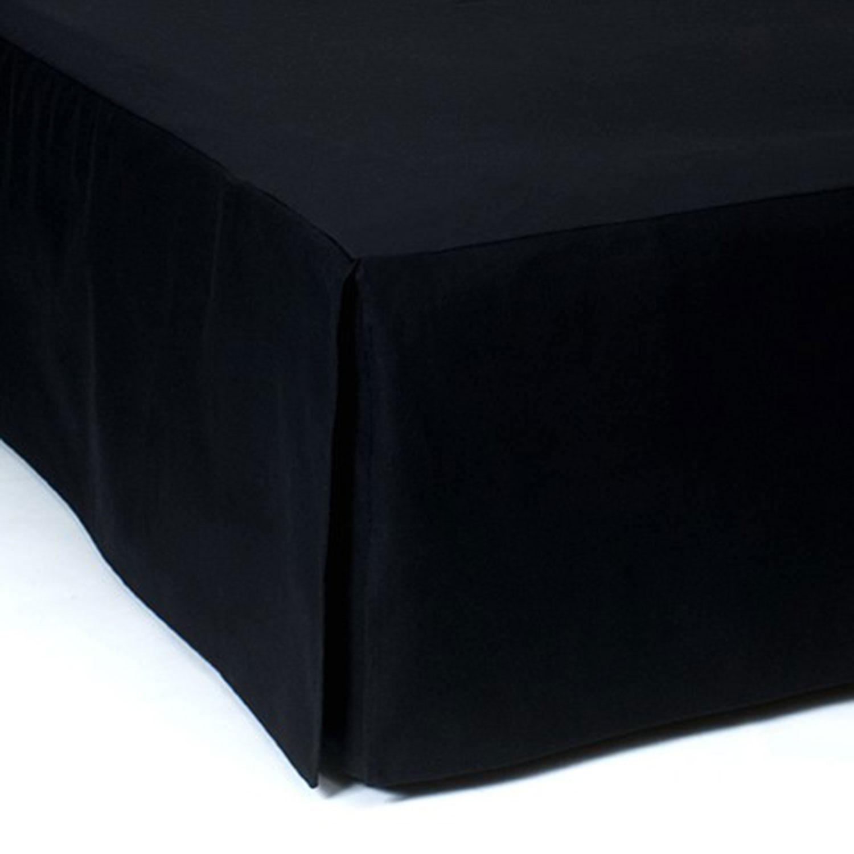 Mille Notti Napoli Helmalakana 140x220x52cm, Musta