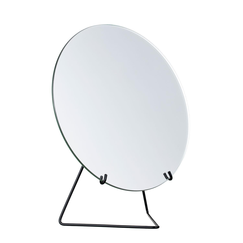 MOEBE Mirror Pöytäpeili Ø30, Musta