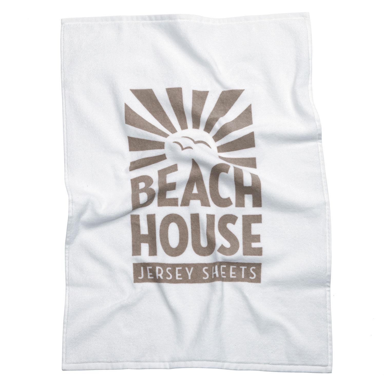 Beach House Pyyheliina 2-pakkaus 50x70cm