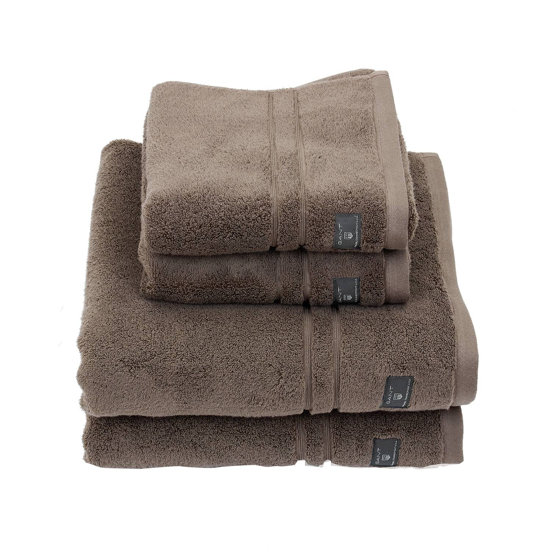 Gant Home Premium Terry Pyyheliina 50x30cm, Desert Brown