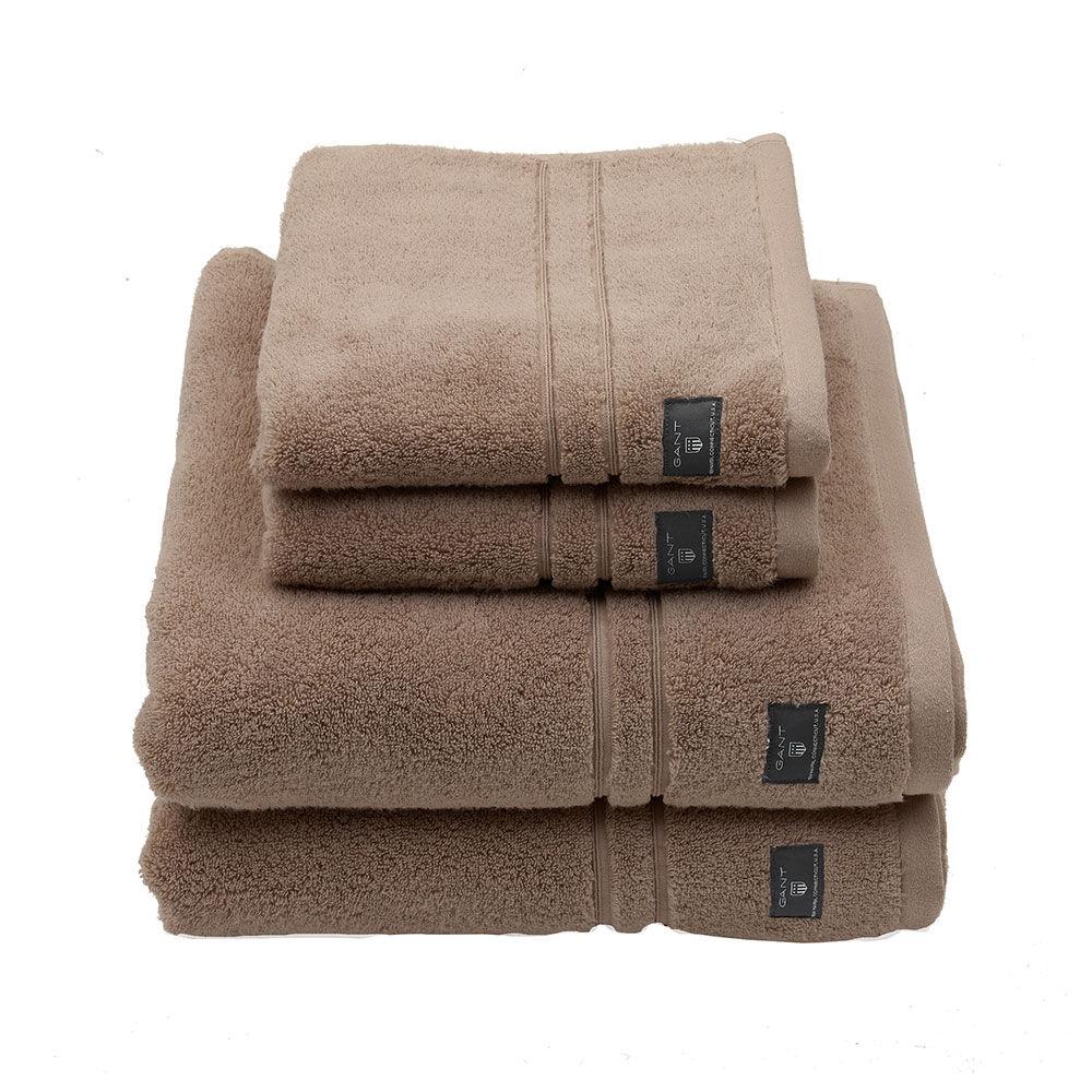 Gant Home Premium Terry Pyyheliina 70x50cm, Dry Sand