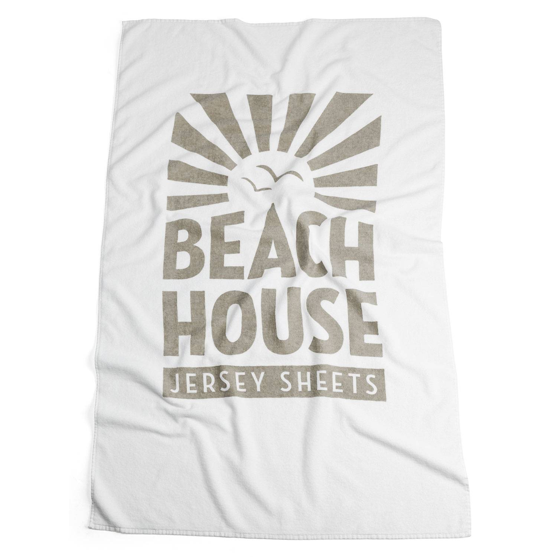 Beach House Pyyheliina 150x90cm