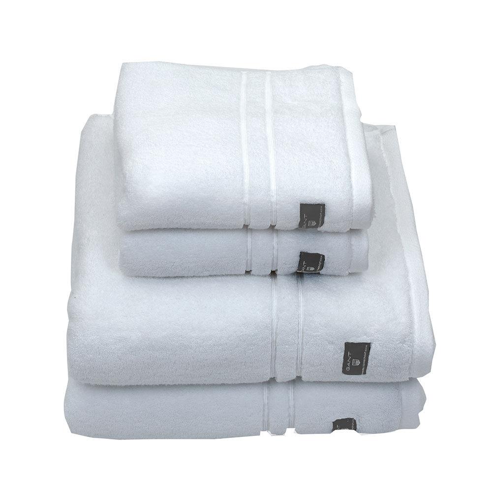 Gant Home Premium Terry Towel, White