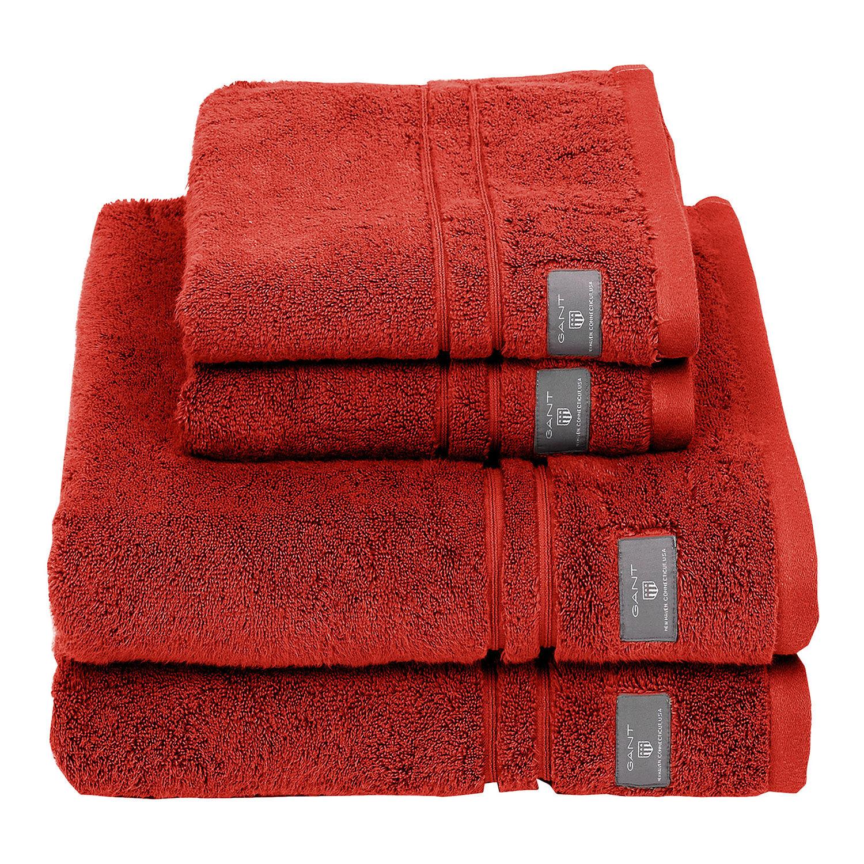 Gant Home Premium Terry Pyyheliina 50x70cm, Burnt Ochre