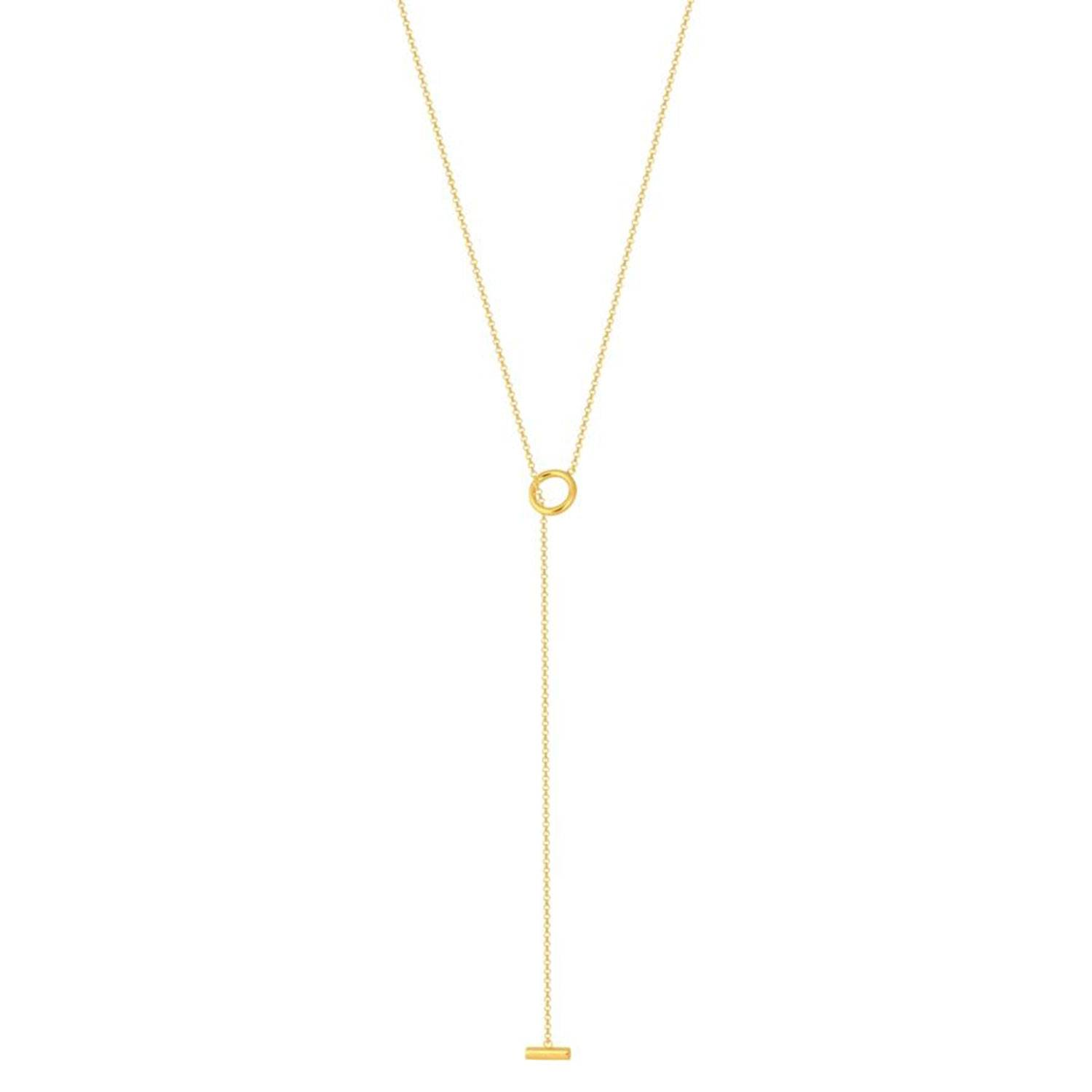 Sophie by Sophie Circlebar Necklace