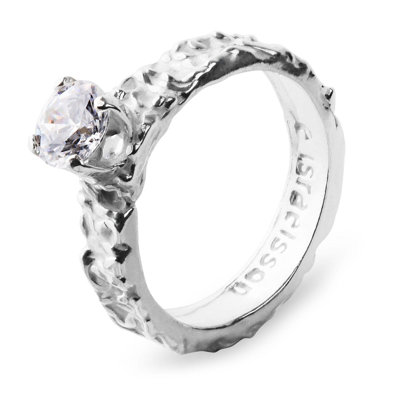 Emma Israelsson Small Princess Ring 17.5 mm, Silver