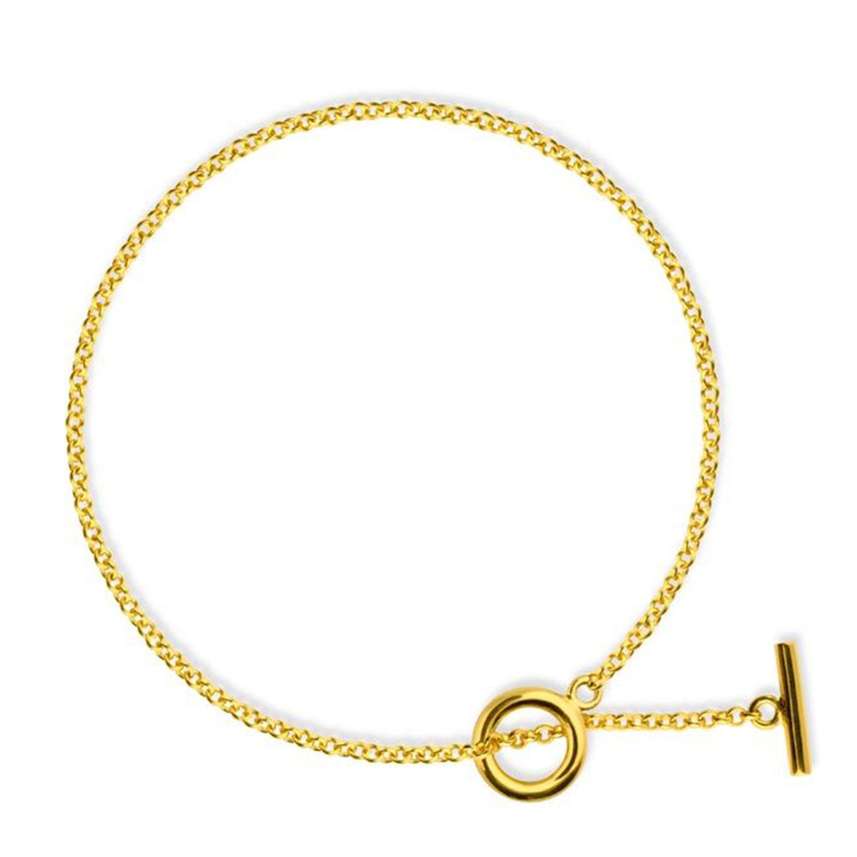 Sophie by Sophie Circlebar Bracelet, Gold