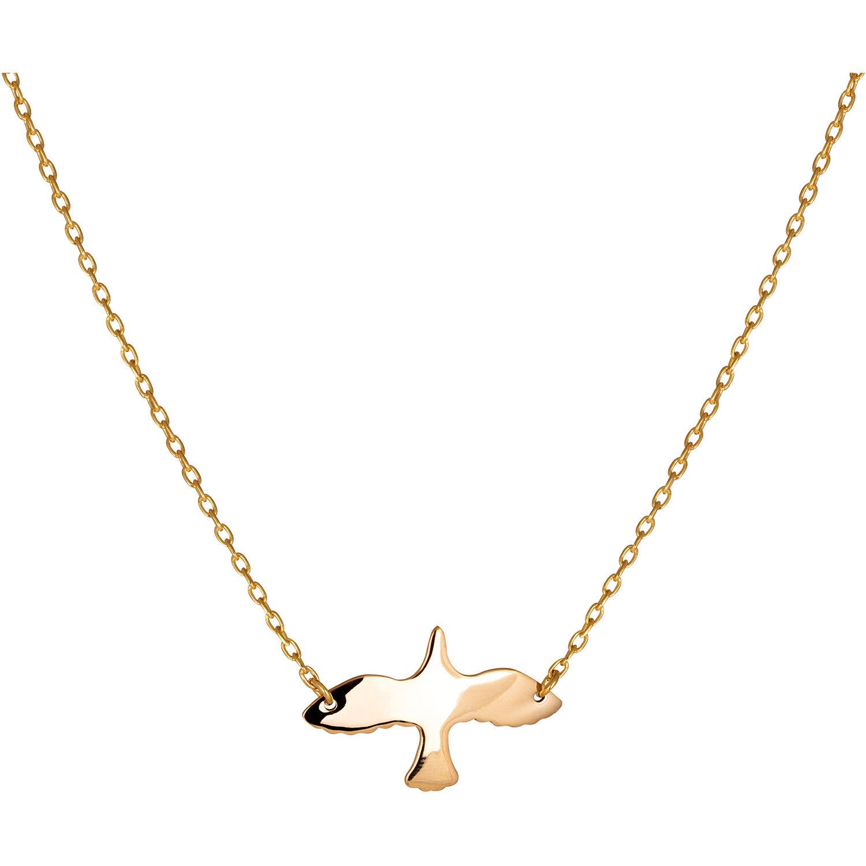 Emma Israelsson Dove Necklace, Gold