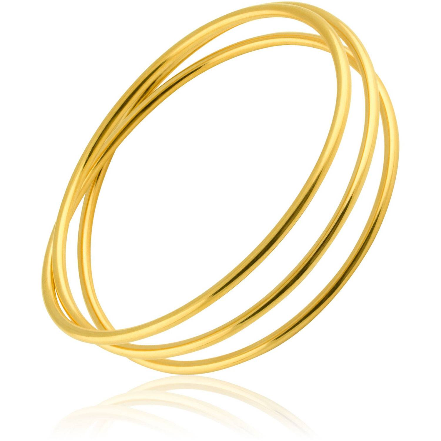 Sophie by Sophie Chaos Bangle, Gold