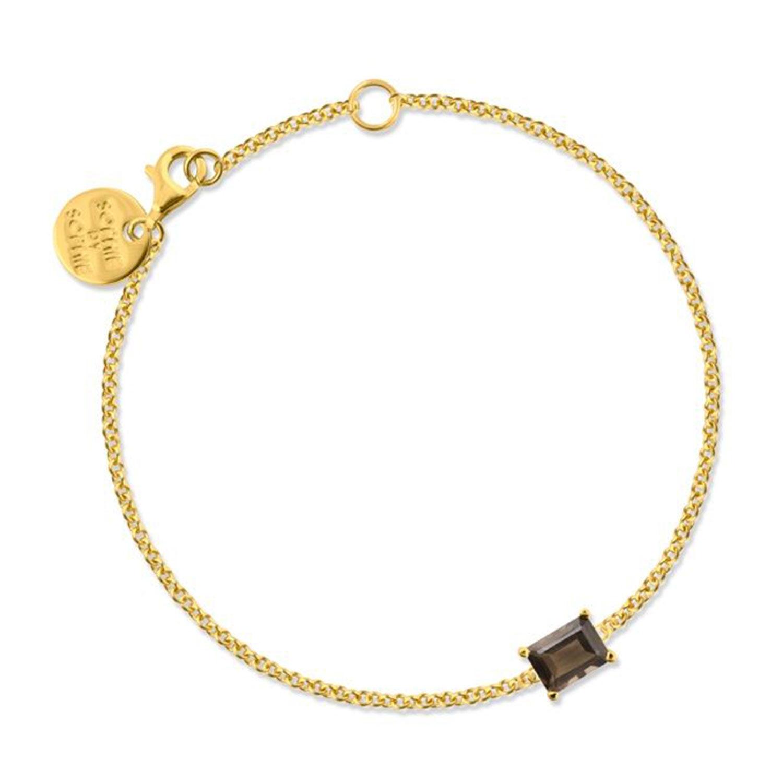 Sophie by Sophie Emerald-cut Bracelet