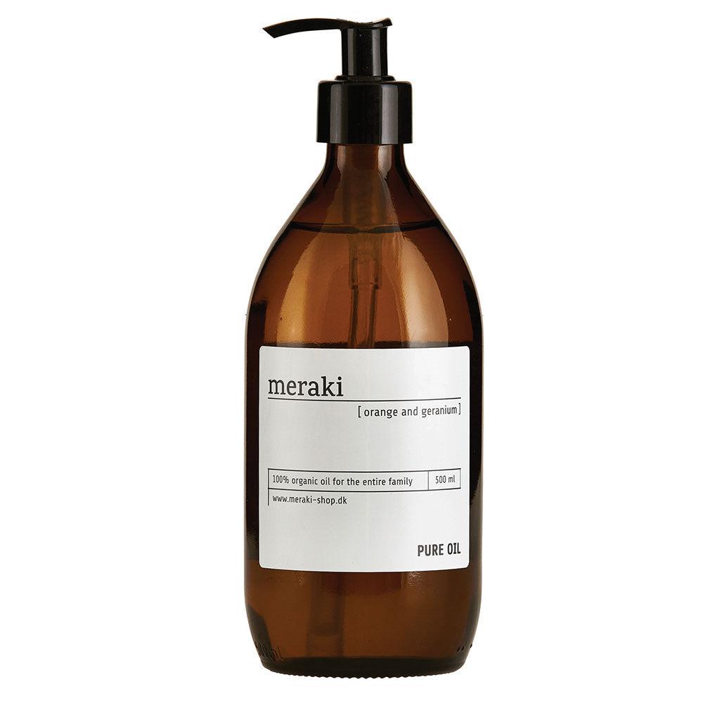 Meraki Pure Oil Orange with Touch of herbs 50 ml