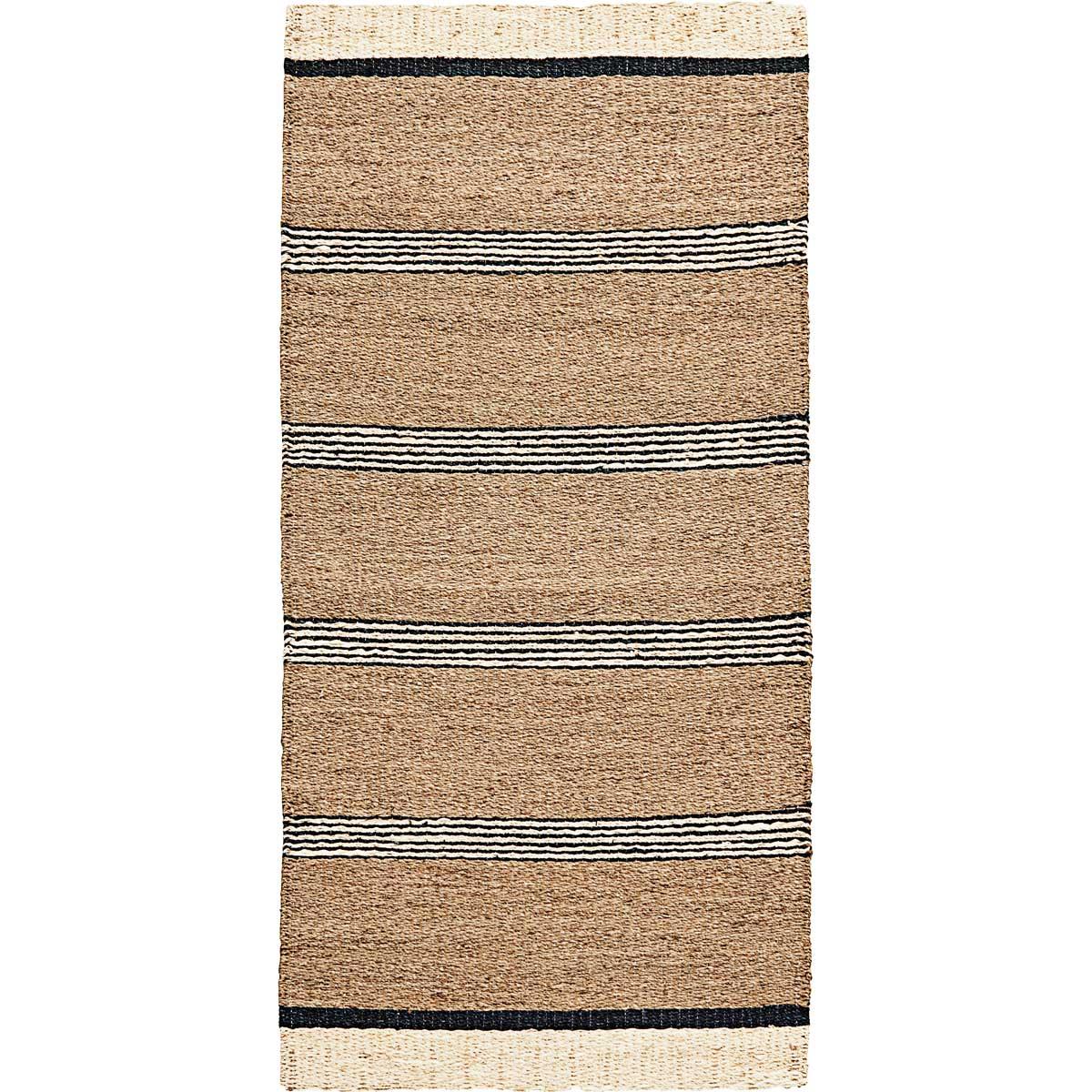 House Doctor Beach Rug, 90x200 cm