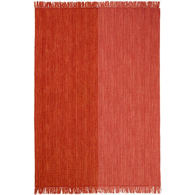 Chhatwal & Jonsson Nanda Rug 170x240 cm, Jaffa Orange/Rose