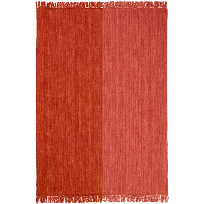 Chhatwal & Jonsson Nanda Rug 200x300 cm, Jaffa Orange/Rose