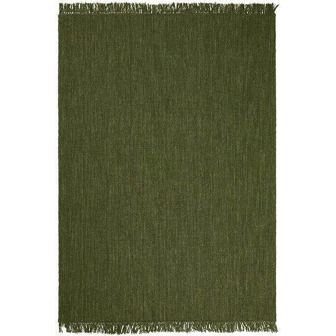Chhatwal & Jonsson Nanda Rug 80x250 cm, Green Melange