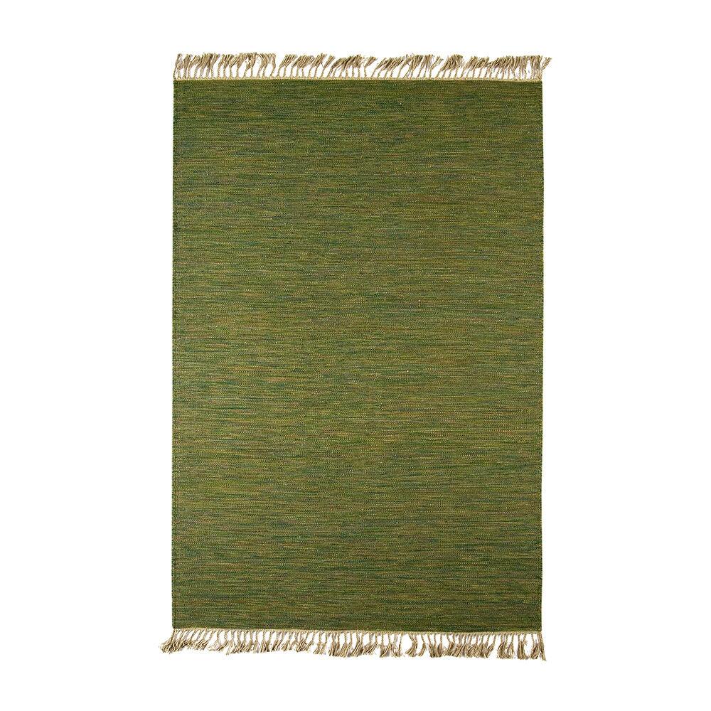 Kateha Dalarna Matto 200x300cm, Green