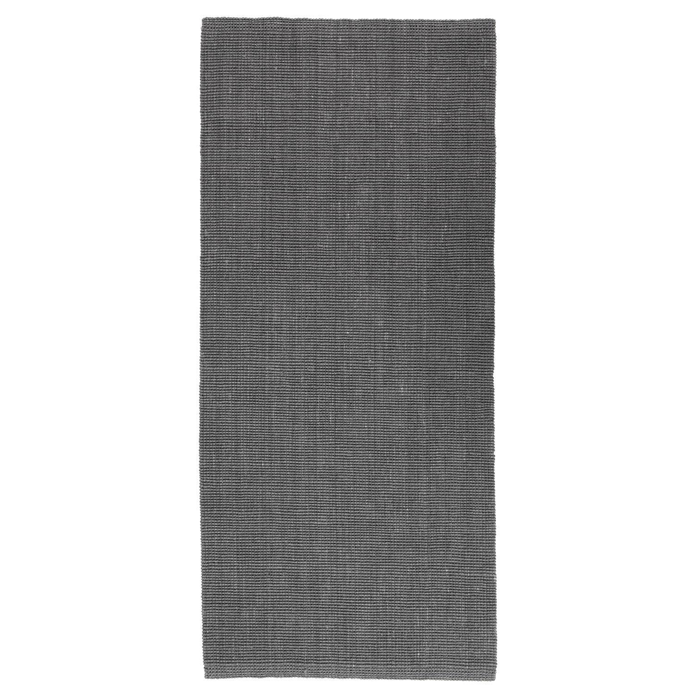 Dixie Fiona Matto 80x180cm, Lead Grey