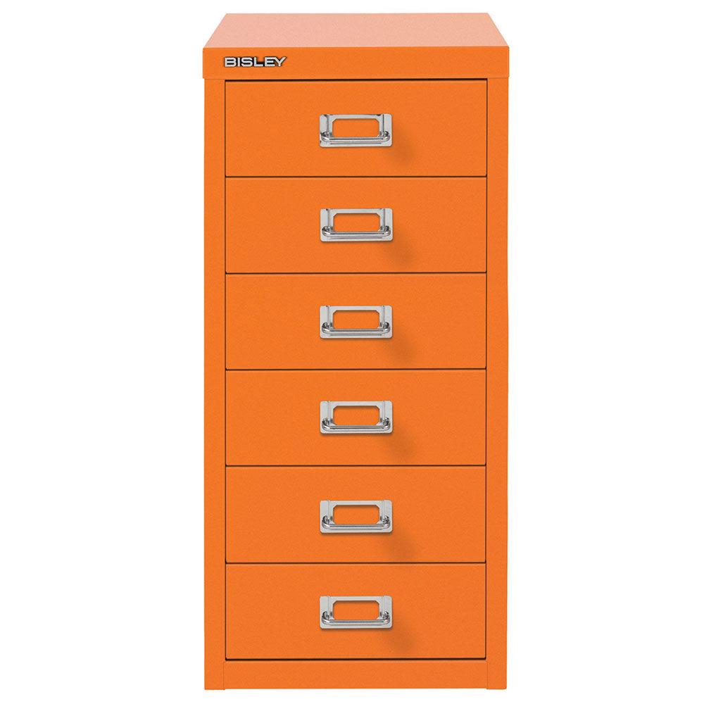 Bisley Laatikosto 6L, Orange