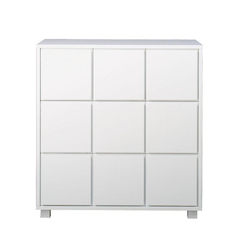 Scherlin Lipasto 1, Valkoinen