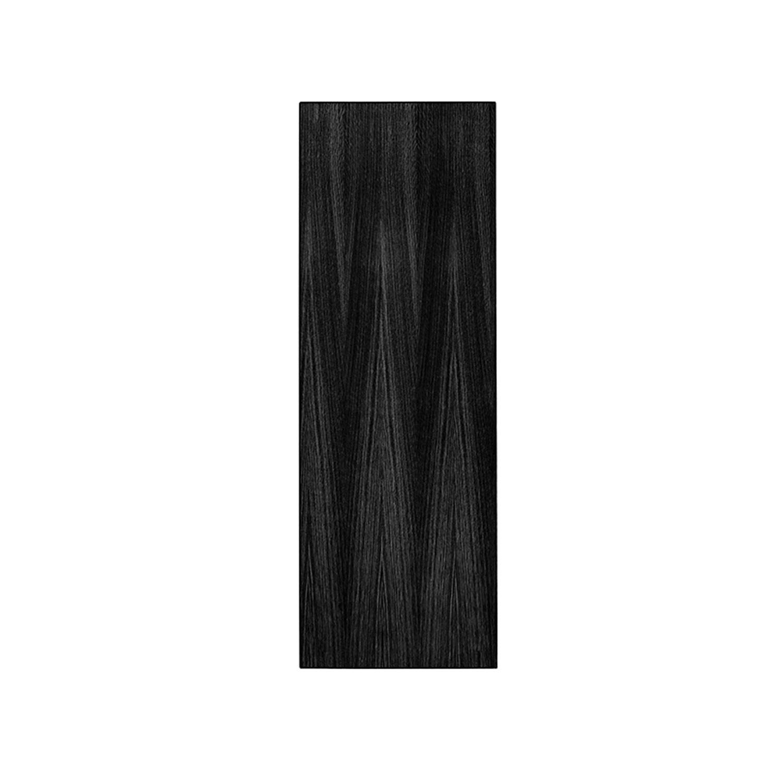 MOEBE Shelving System Extra Back Cover, Black