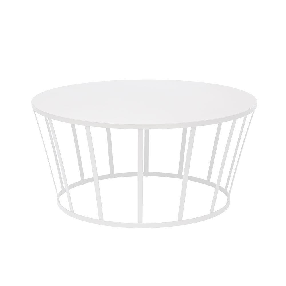 Petite Friture Hollo Sohvapöytä, Valkoinen