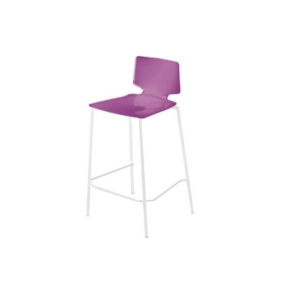 Guzzini My Chair Baarituoli, Lila