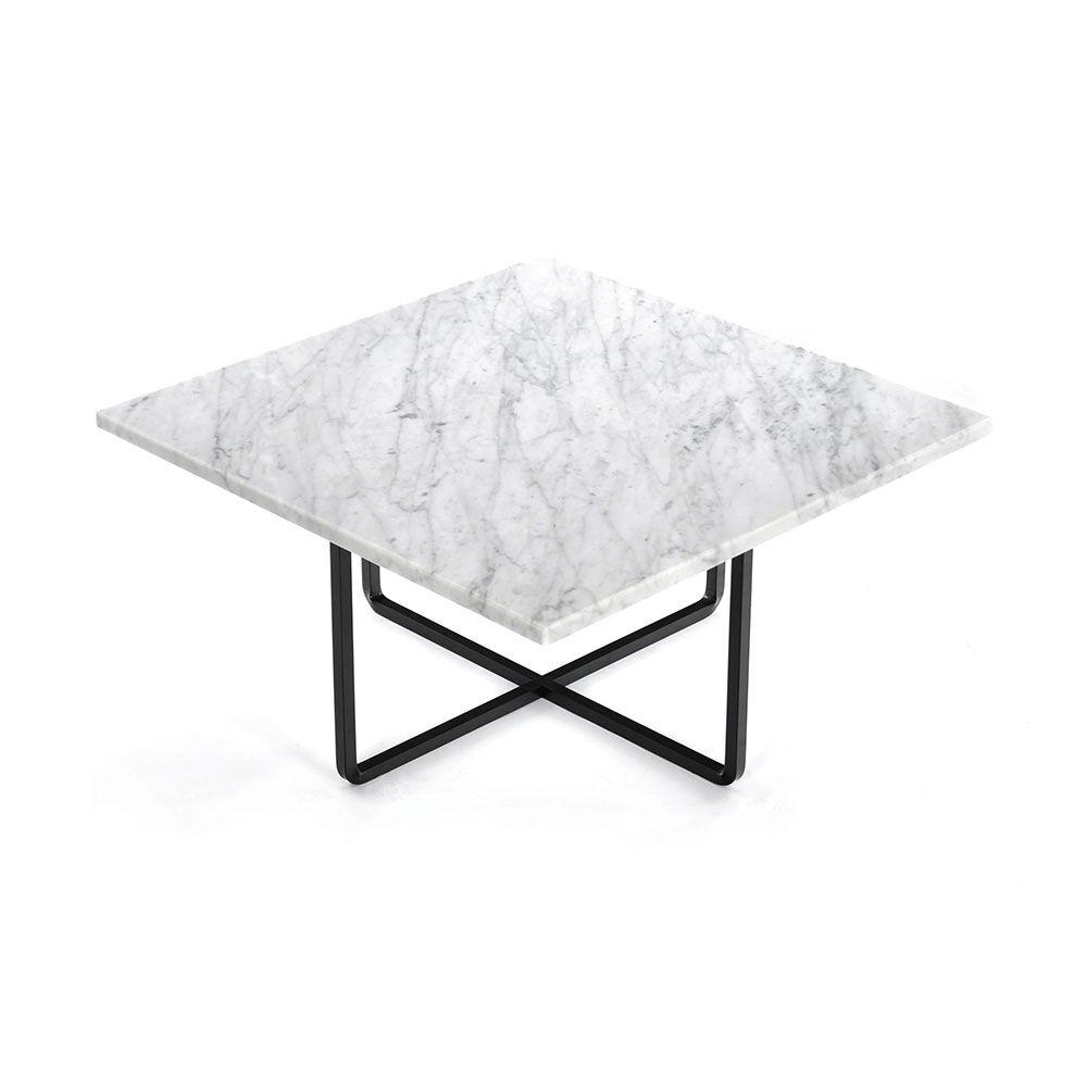 OX Denmarq Ninety Coffee Table 60 cm, Black Base