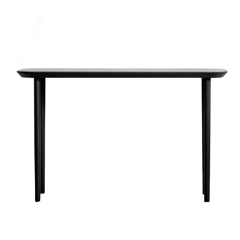 Lindebjerg Design T1 Konsolipöytä, Tumma Tammi