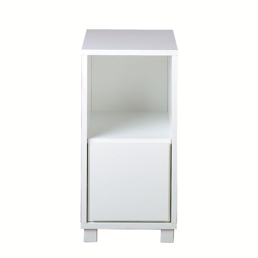 Scherlin Yöpöytä 2, Valkoinen