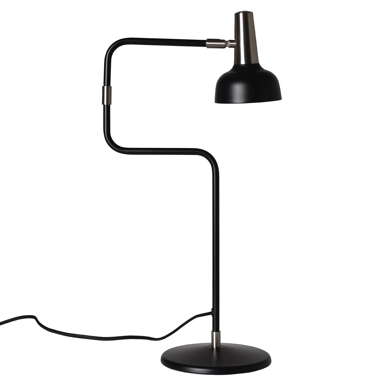 Co Bankeryd Ray Pöytävalaisin LED, Musta/ Nikkeli
