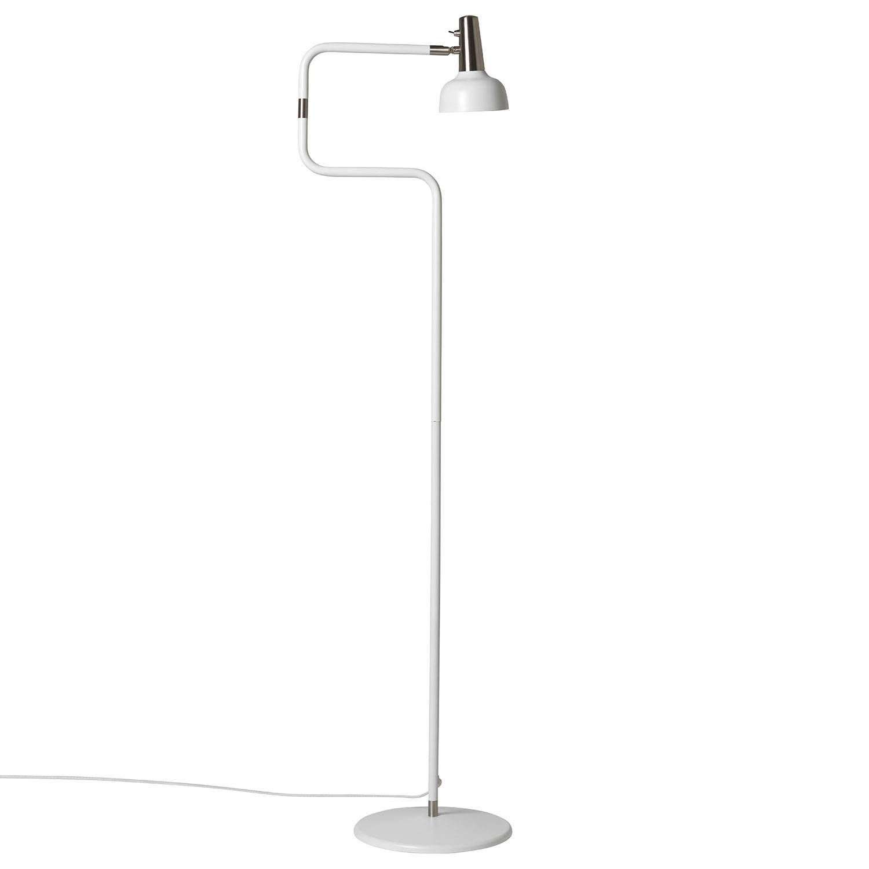 Co Bankeryd Ray Lattiavalaisin LED, Valkoinen/ Nikkeli